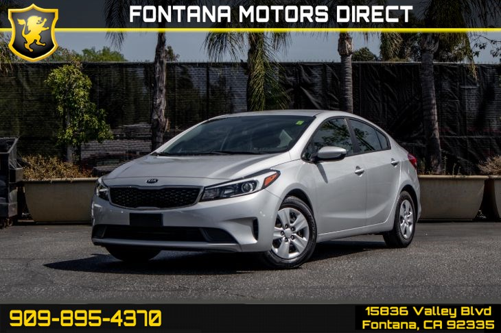 2017 Kia Forte LX (Bluetooth Connection)