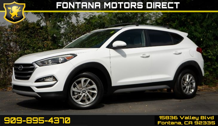 2017 Hyundai Tucson Eco (Bluetooth & Backup Camera)