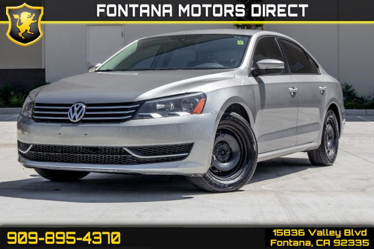 2014 Volkswagen Passat S (MP3 Player & MP3 Player)