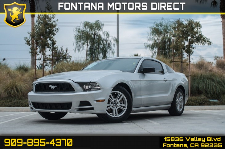 2014 Ford Mustang V6(KEYLESS ENTRY & TINTED GLASS)