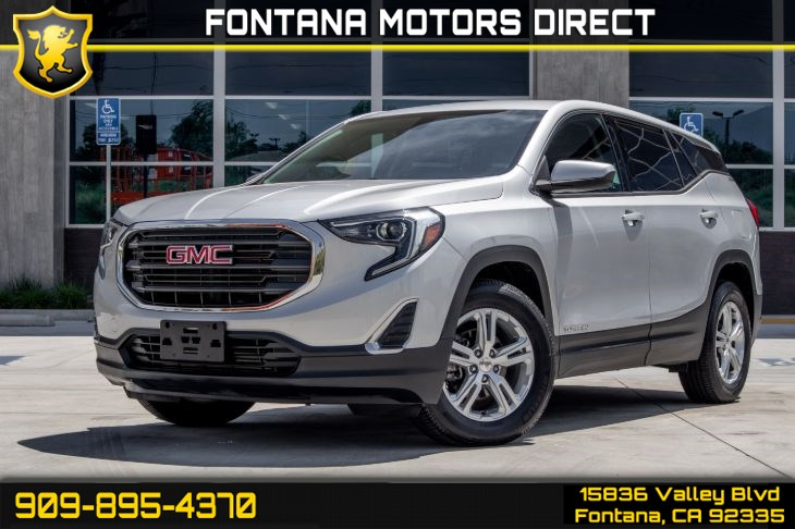 2018 GMC Terrain SLE (Back-Up Camera & Bluetooth Connection)