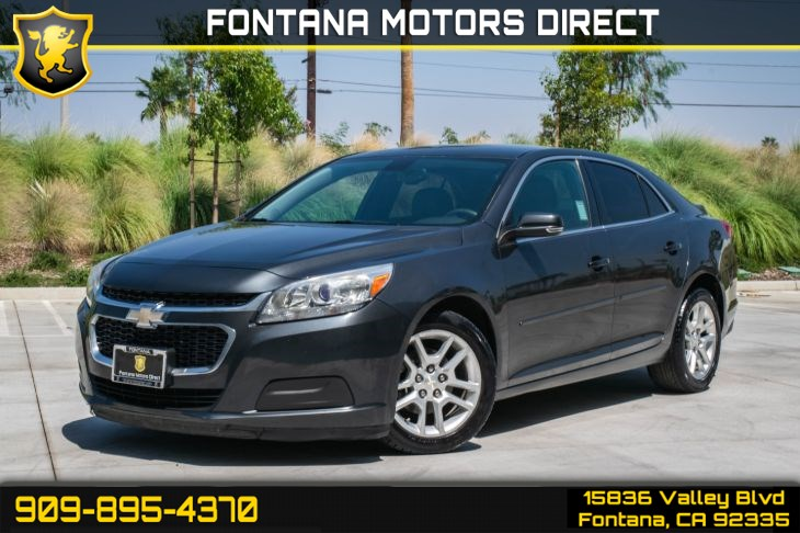 2015 Chevrolet Malibu LT(BLUETOOTH & GAS SAVER)