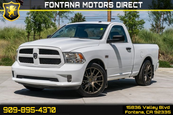 2014 Ram 1500 Express (Cruise Control & 6 Speed A/T)