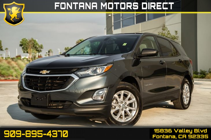 2018 Chevrolet Equinox LS (BACKUP CAMERA &PREFERRED EQUIPMENT GROUP)