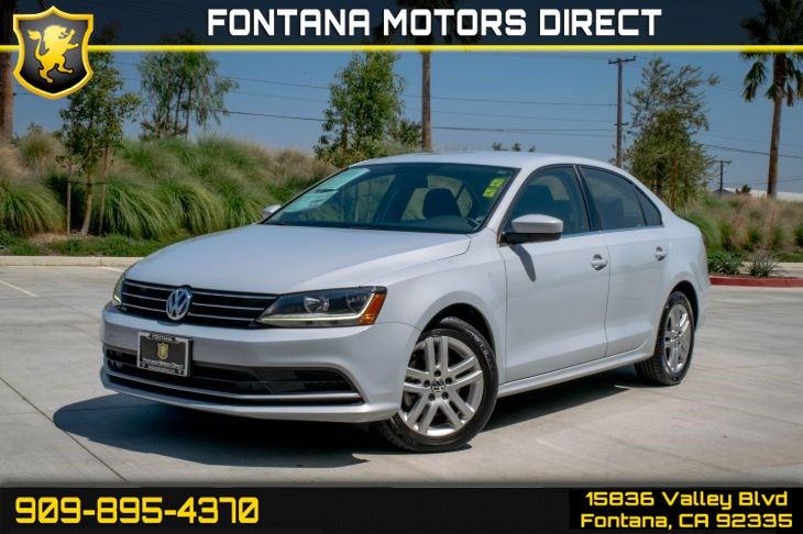 2017 Volkswagen Jetta (Bluetooth & 6 Speed A/T) 1.4T S