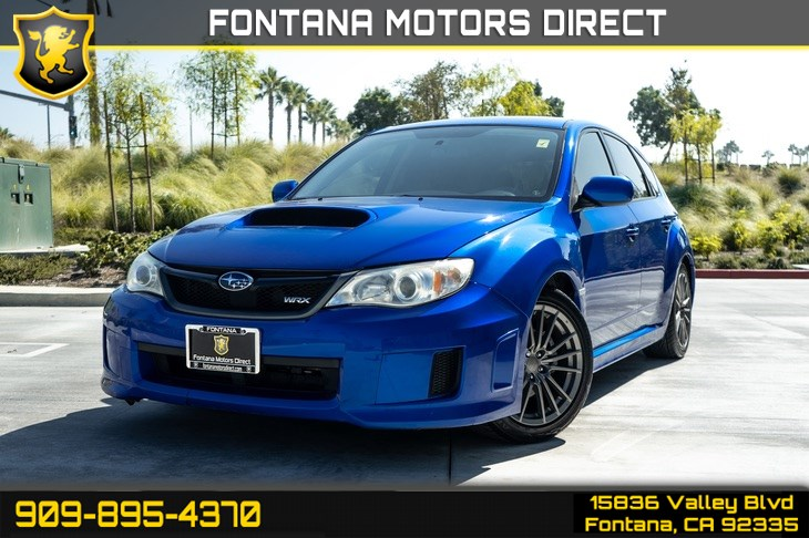 2013 Subaru Impreza Wagon WRX ( BLUETOOTH & BUCKET SEATS )