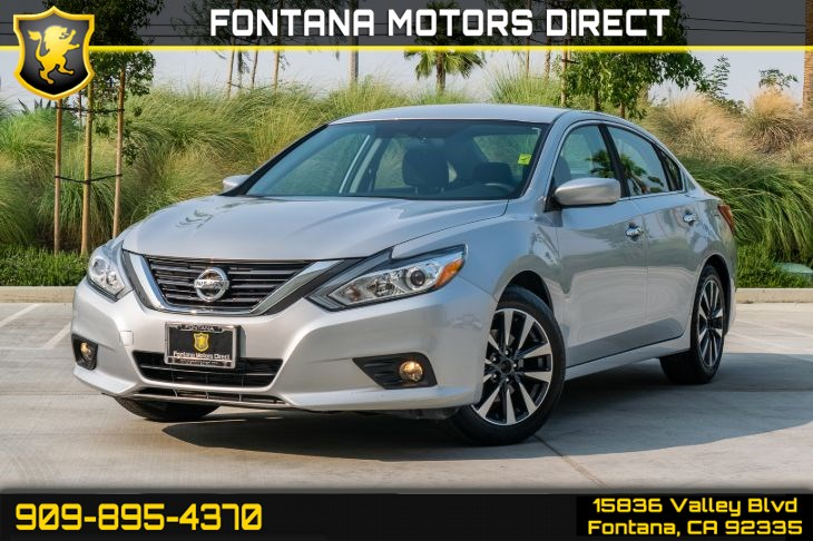 2016 Nissan Altima 2.5 SV ( AIR CONDITIONING & KEYLESS ENTRY )