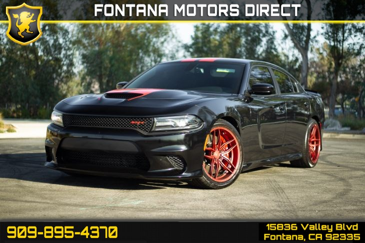 2016 Dodge Charger SRT Hellcat (QUICK ORDER PKG & PIRELLI TIRES)