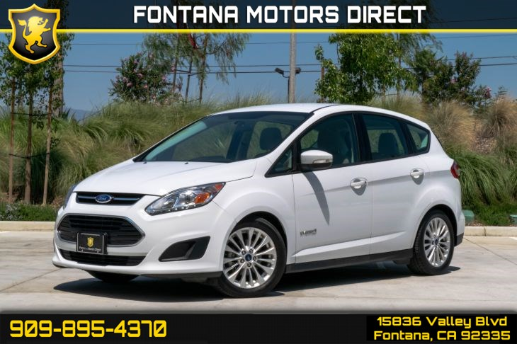 2017 Ford C-Max Hybrid SE (Navigation, Bluetooth and Rear View Camera)