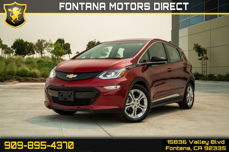 2017 Chevrolet Bolt EV LT ( BLUETOOTH & TINTED GLASS )