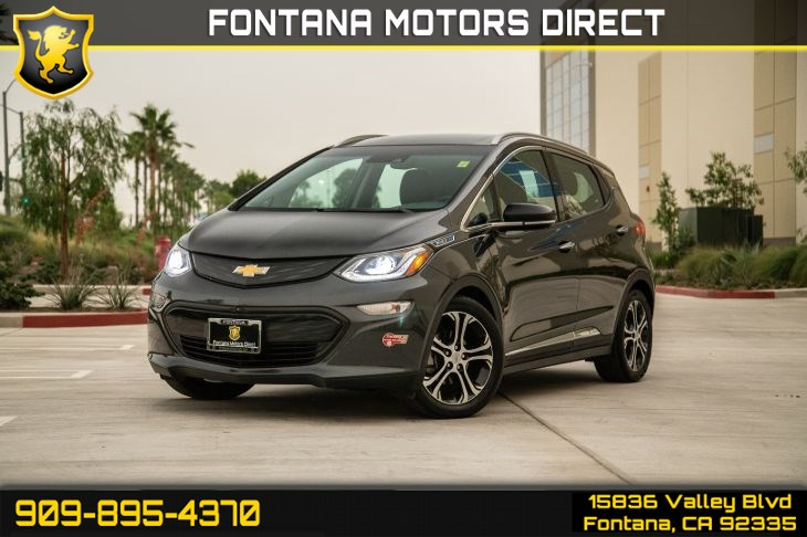 2017 Chevrolet Bolt EV Premier ( KEYLESS ENTRY & BLUETOOTH )