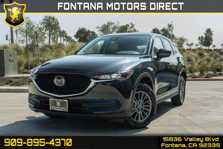 2017 Mazda CX-5 Touring ( KEYLESS START & LIGHT TINTED GLASS )