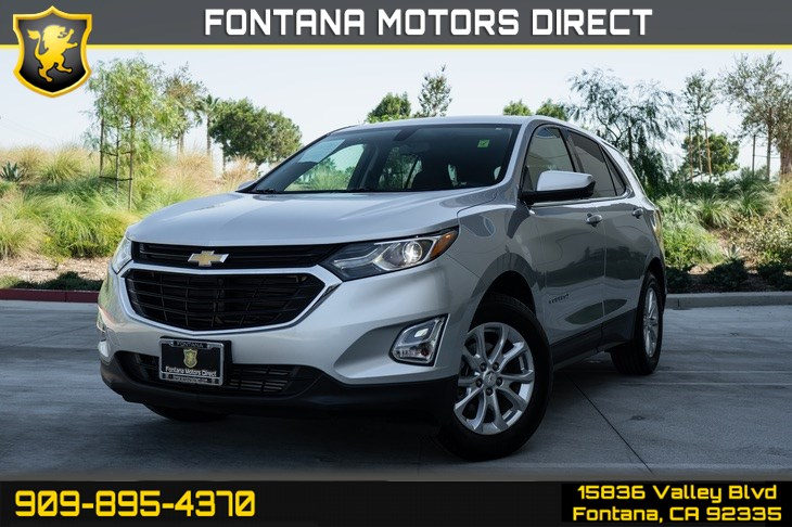 2018 Chevrolet Equinox LT ( BLUETOOTH & TURBOCHARGED )