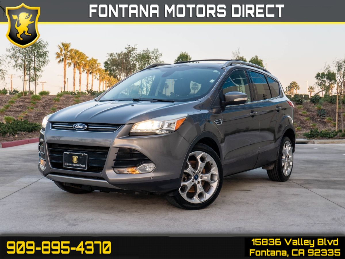 2013 Ford Escape Titanium (Cruise Control & Bluetooth)