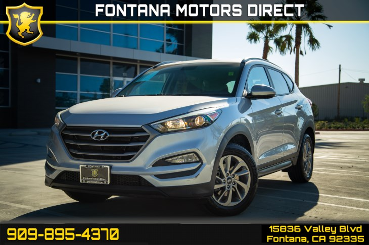 2016 Hyundai Tucson SE (Back-Up Camera & Cruise Control)