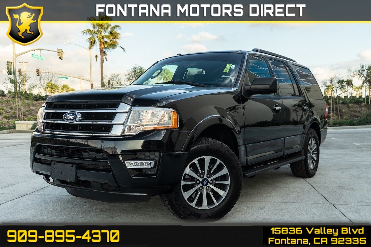 2016 Ford Expedition XLT (KEYLESS ENTRY, BACK UP CAM & BLUETOOTH)