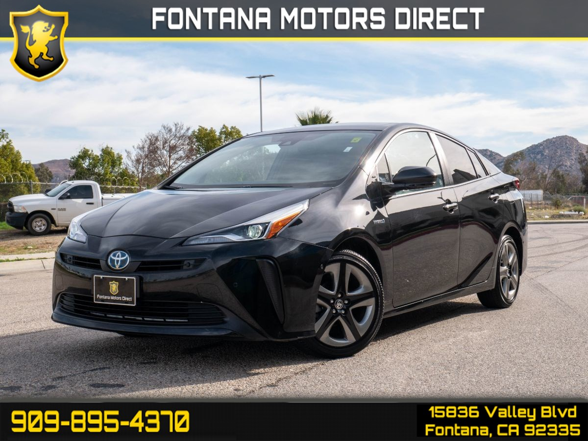 2019 Toyota Prius XLE (BLUETOOTH & BACKUP CAMERA)