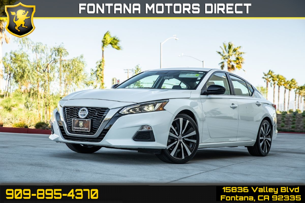 2019 Nissan Altima 2.5 SR (FLOOR MATS/TRUNK MATS & BACK  UP CAMERA)