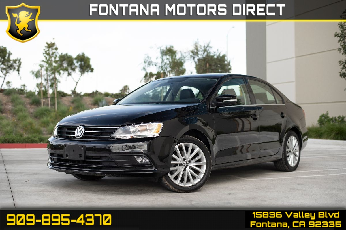 2015 Volkswagen Jetta Sedan 1.8T SE w/Connectivity/Navigation