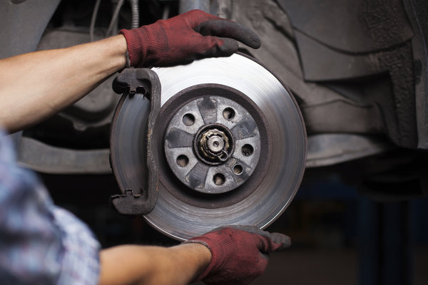 $100 OFF Complete Brake Job Special