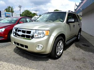 View 2010 Ford Escape
