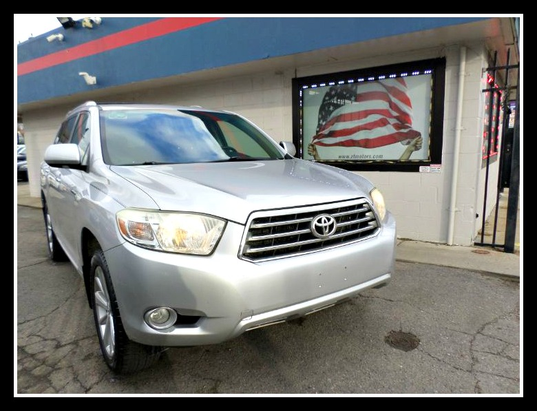 2008 toyota highlander 3.5 oil type