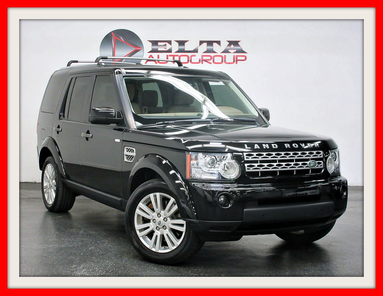 2011 Land Rover LR4 LUXURY * HSE * NAVI * CAM * PANORAMIC