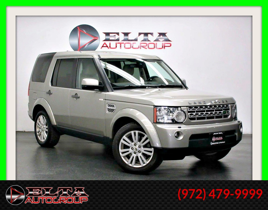 2010 Land Rover LR4 HSE * 4WD * NAVI * CAMERA * PANO * 3RD ROW