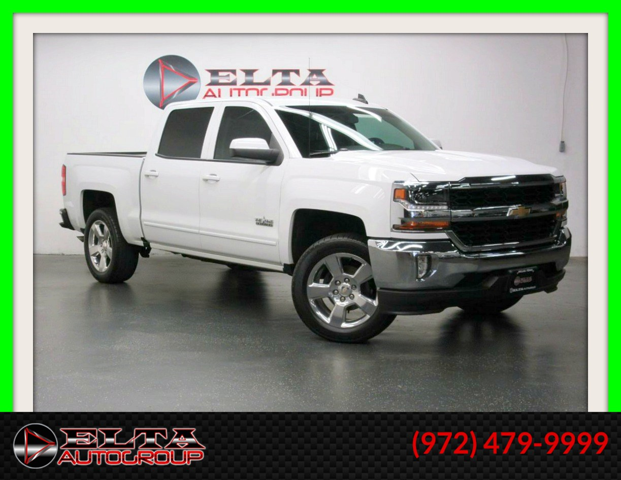 2017 Chevrolet Silverado 1500 LT * V8 * CAMERA * LEATHER * LOW MILES * 1 OWNER