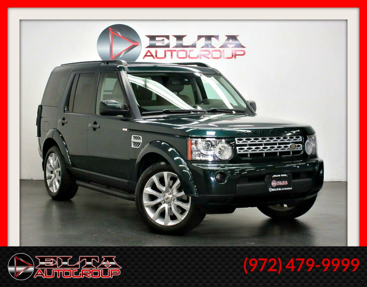 2013 Land Rover LR4 HSE * NAVI * CAMERA * 3RD ROW * PANO-ROOF