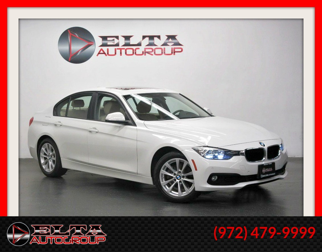 2016 BMW 3 Series 320i * NAVIG * CAMERA * ROOF * LEATHER * 1 OWNER