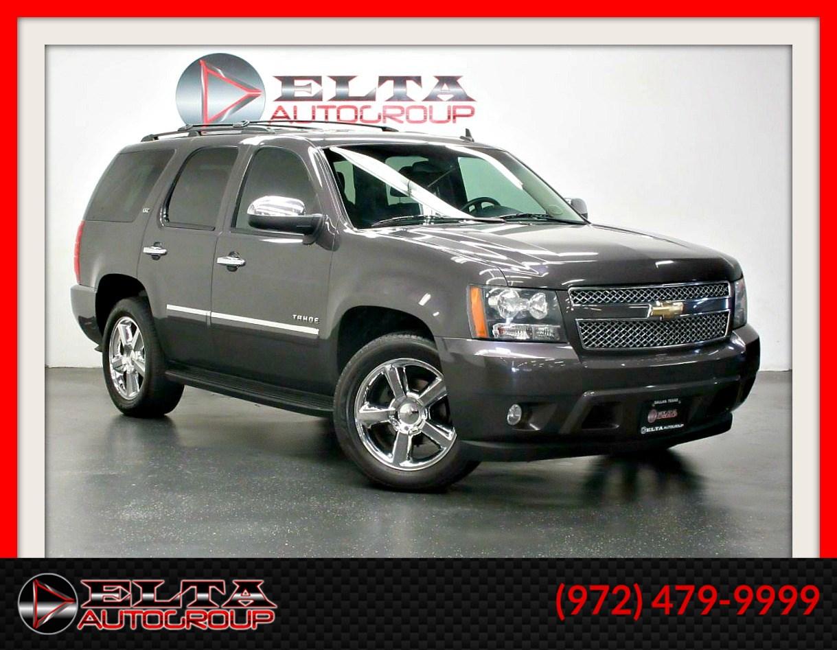 2011 Chevrolet Tahoe LTZ * NAVI * DVD * CAMERA * 3RD ROW * 1 OWNER