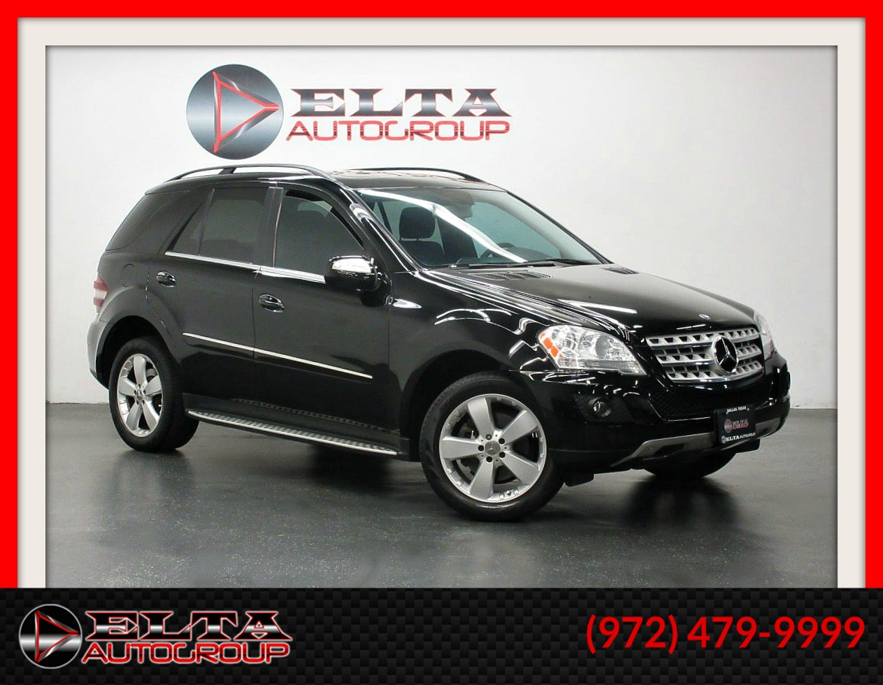2010 Mercedes-Benz ML 350 * LEATHER * SUNROOF * LOW MILES * 1 OWNER RWD SUV