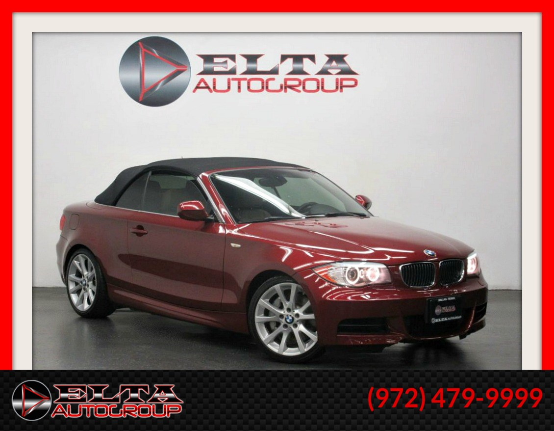 2012 BMW 1 Series 135i * CONVERTIBLE * LEATHER * PREMIUM