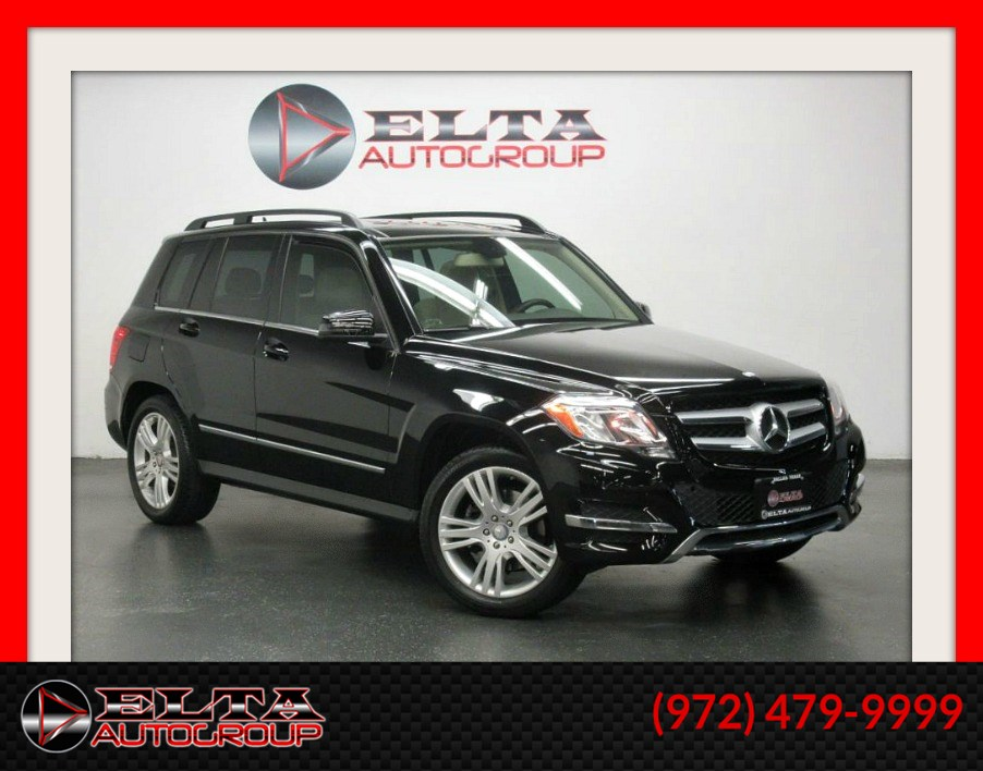 2015 Mercedes-Benz GLK 350 * NAVIGATION * CAM * PANORAMIC * LOW MILES