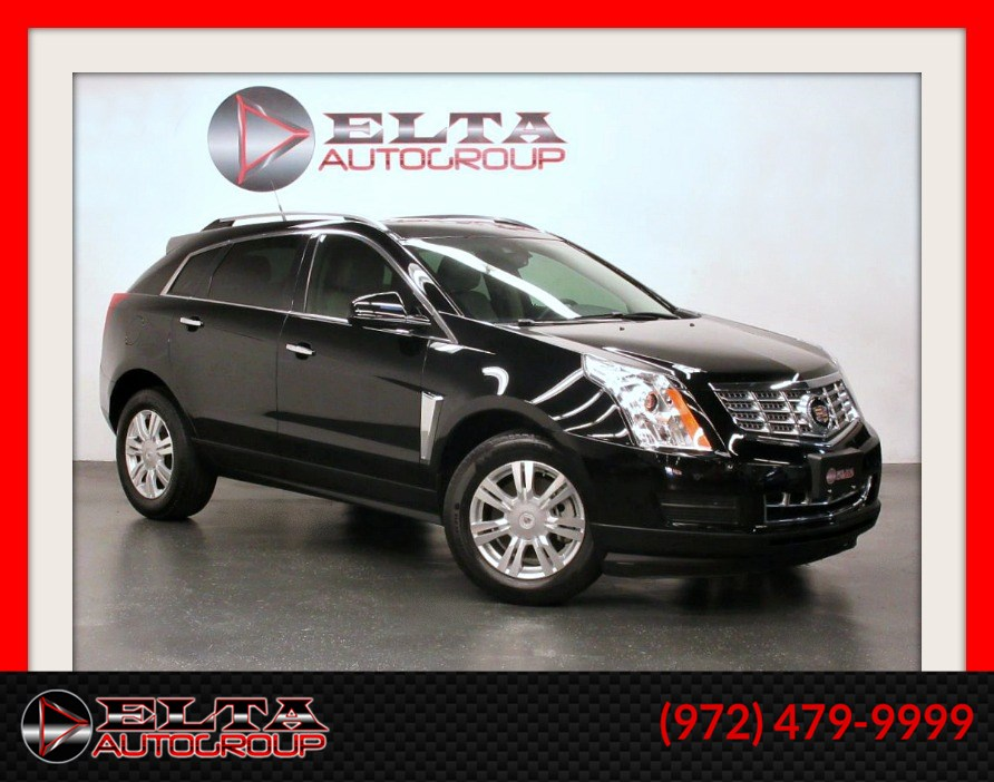 2013 Cadillac SRX LUXURY * NAVIGATION * CAMERA * 1 OWNER