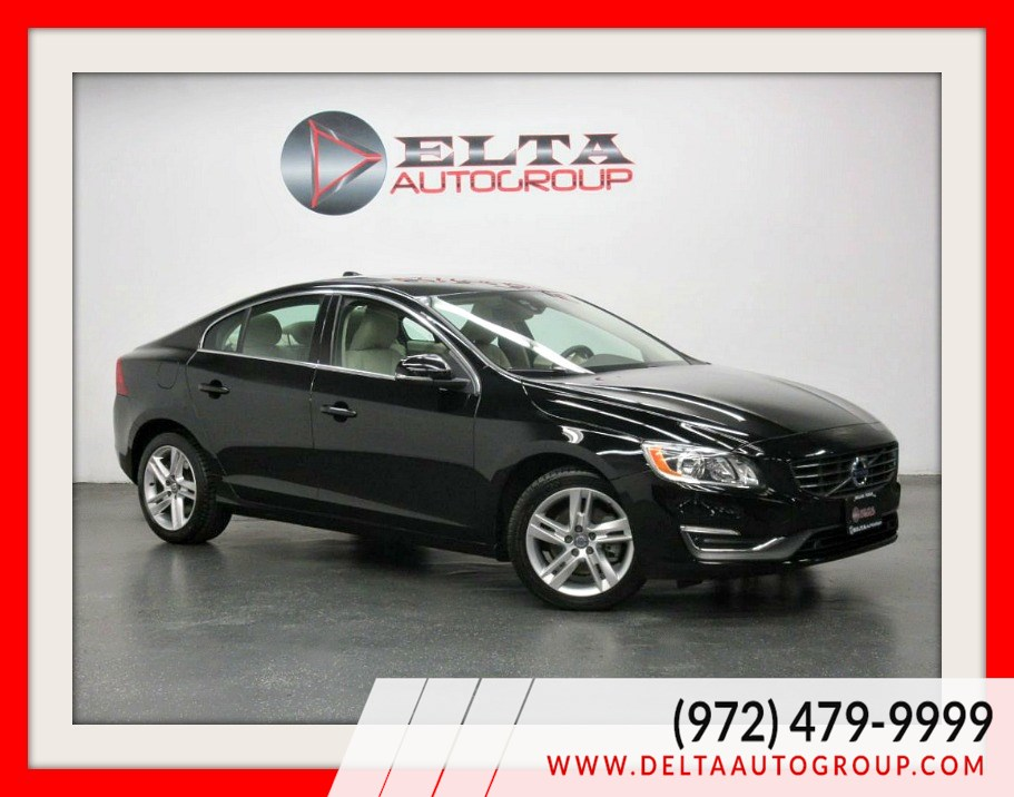 2015 Volvo S60 T5 Drive-E * NAVIGATION * ROOF * 1 OWNER
