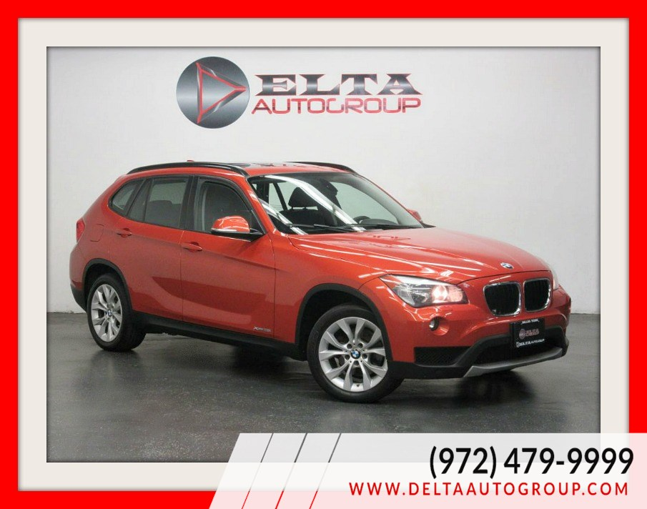 2013 BMW X1 xDrive28i * AWD * NAVI * CAMERA * PANO