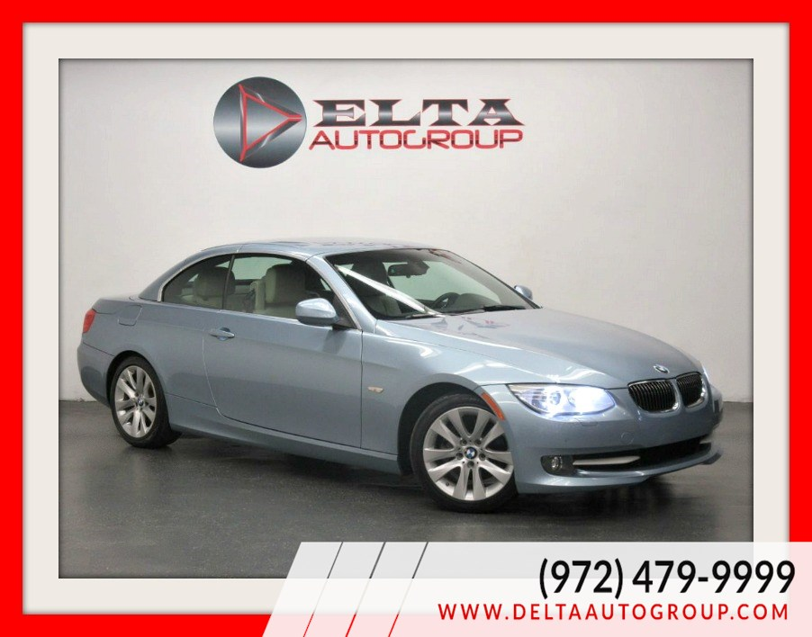 2013 BMW 3 Series 328i * PREMIUM * CONVERTIBLE * LOW MILES