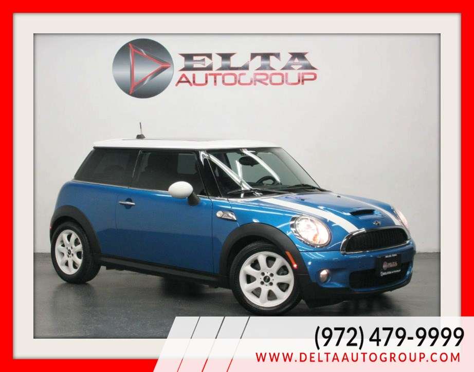 2009 MINI Cooper Hardtop S * AUTOMATIC * SUNROOF * LOW MILES * 1 OWNER