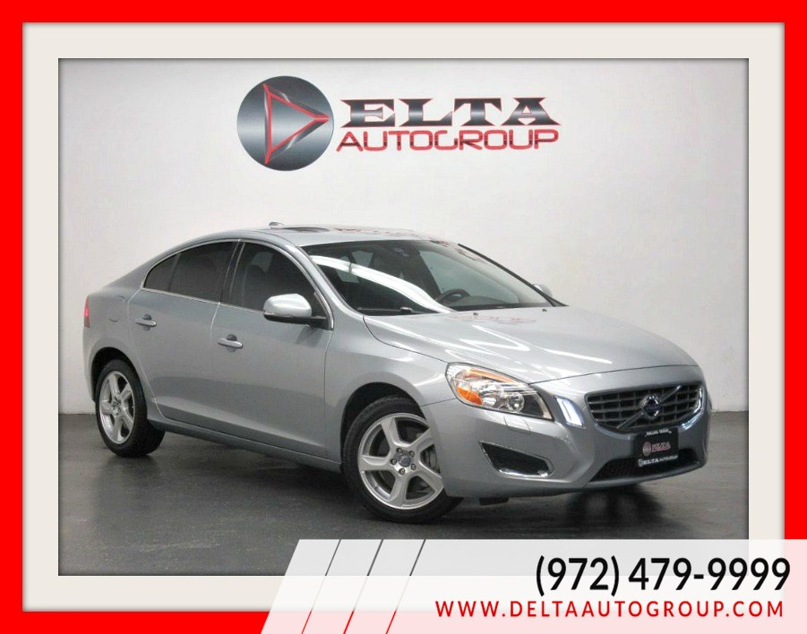 2013 Volvo S60 T5 Premier* KEYLESS * SUNROOF * LOW MILES