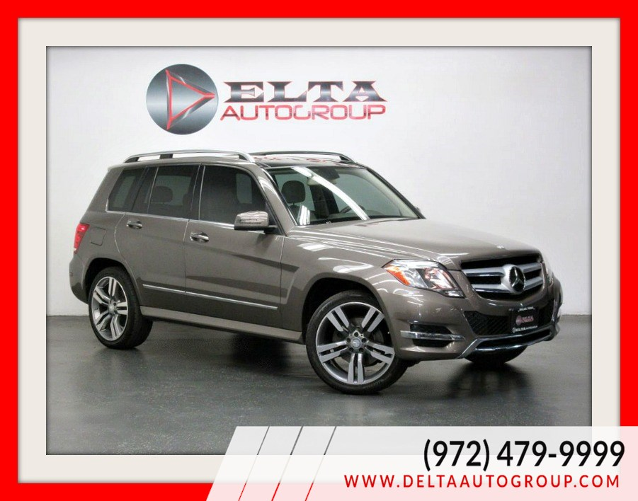 2014 Mercedes-Benz GLK 350 PREMIUM * NAVIGATION * CAMERA * PANORAMIC