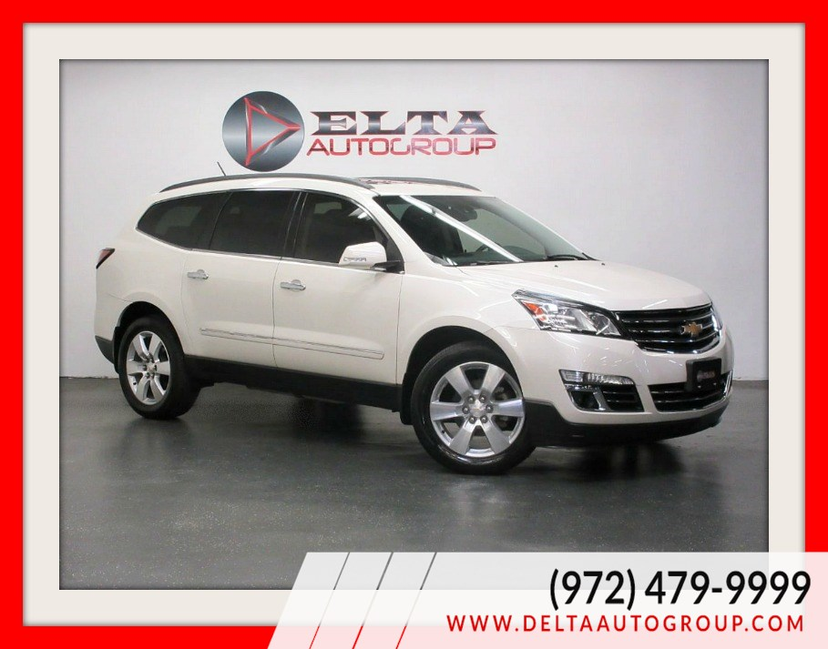 2014 Chevrolet Traverse LTZ * PANORAMIC * NAVI * CAM * LEATHER * 1 OWNER