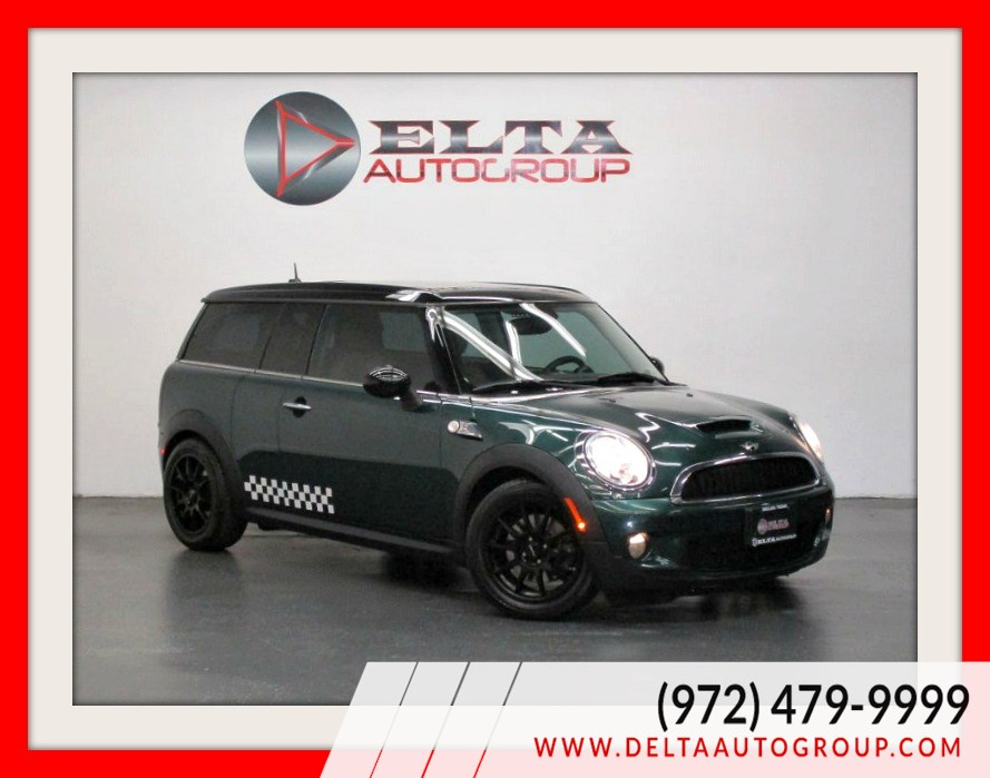 2008 MINI Cooper Clubman S * AUTO * ROOF * LEATHER * LOW MILES