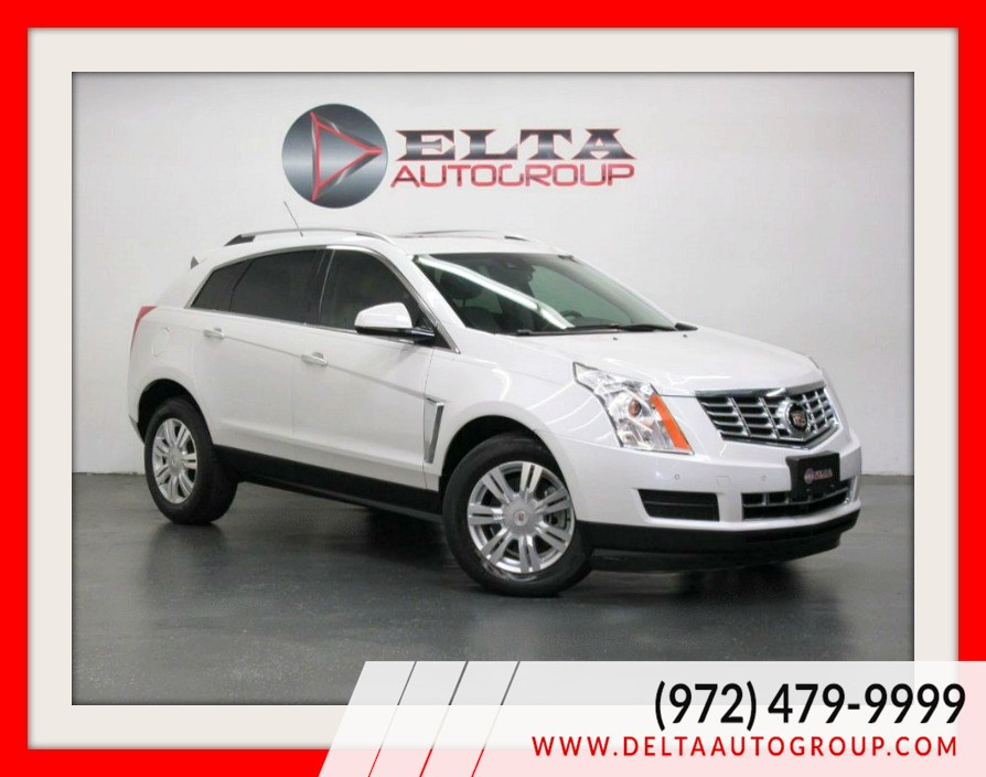 2015 Cadillac SRX Luxury Collection * NAVI * CAMERA * PANO* 1 OWNER