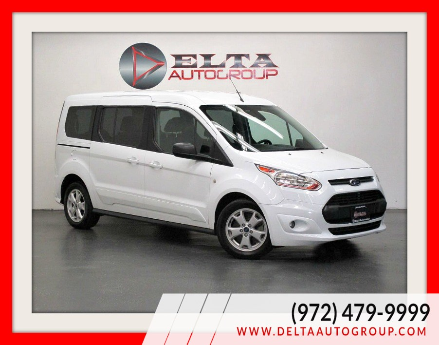 2016 Ford Transit Connect Wagon XLT * LWD * LIFTGATE * 3RD ROW * LOW MILES