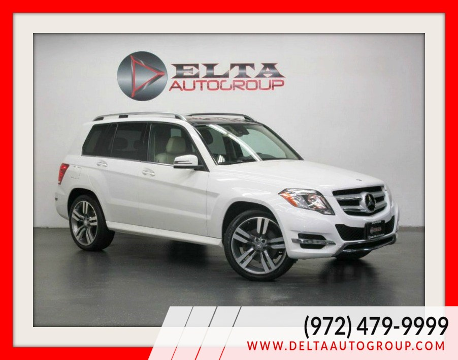 2015 Mercedes-Benz GLK 350 PREMIUM * CAMERA * NAVI * PANORAMIC * 1 OWNER