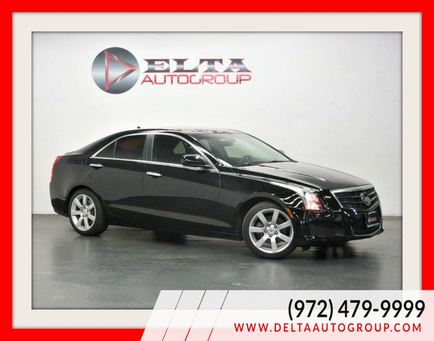 2013 Cadillac ATS PREMIUM * LEATHER * SUNROOF * LOW MILES