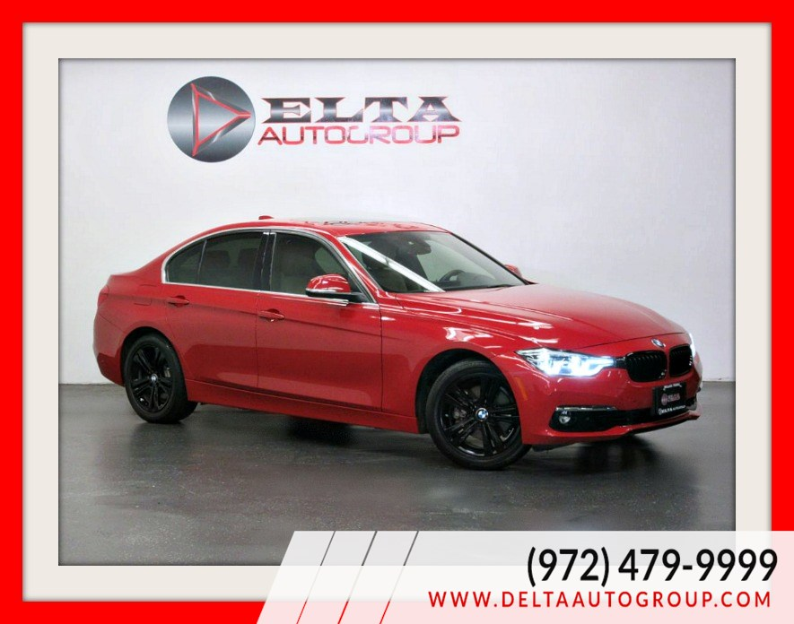 2016 BMW 3 Series 328i * SPORT PKG * NAVIGATION * CAMERA * 1 OWNER