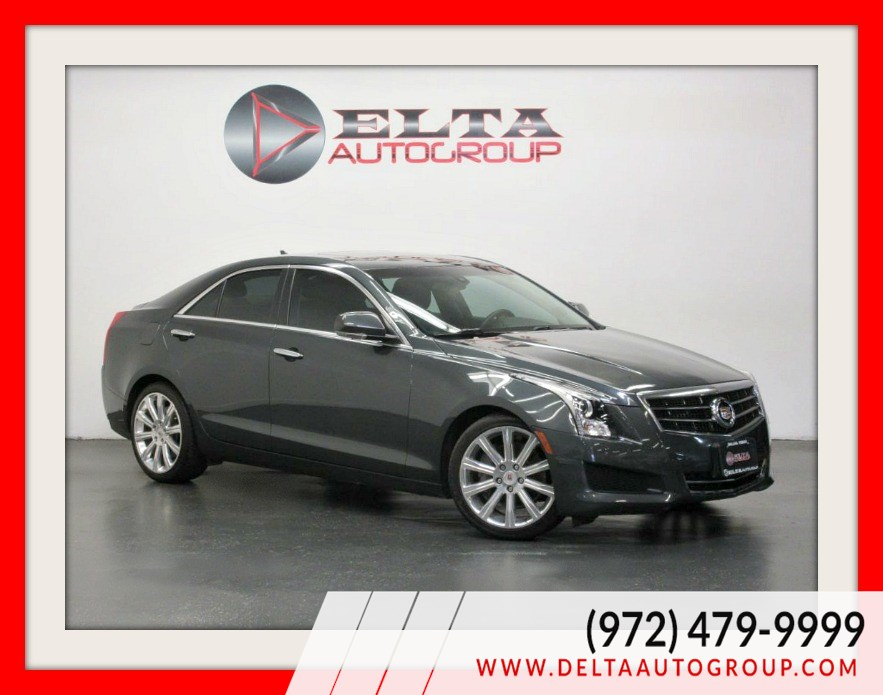 2014 Cadillac ATS Luxury * NAVIGATION * CAMERA * ROOF * LOW MILES